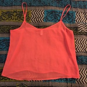 American Apparel Sheer Camisole